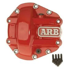 ARB Red Powder-Coated Dana 60 Nodular Iron HD Differential Cover, 0750001