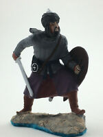 Middle Ages — Saracen warrior, 12th century — 54 mm Lead Figure
