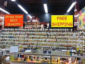 Men Spray Bottle (1oz - 2oz - 4oz) Cologne/Perfume Strong FREE Shipping (List 2)