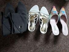 1x sandal s40 2x shoes boots s38 Dune