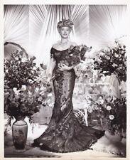 ANDREA KING Original Vintage 1947 BERT SIX Warner Bros. COSTUME Portrait Photo