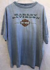 Harley Davidson T-Shirt Circa 2000 Camden Co. Collingswood Heights NJ Size XL