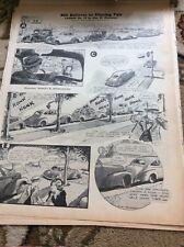 Q1a Ephemera 1941 Driving Lesson Ray W Sherman