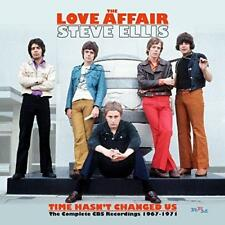 The Love Affair - Time Hasn't Changed Us: The Complete CBS Recordings  (NEW 3CD)
