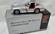 CMC 1:18 Mercedes-Benz 300 SLR Uhlenhaut Coupe (M-076) WITH PAINTED WHEELS!