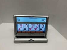 RecZone Classic Games Collection Portable Touchscreen 7 In 1 Video Poker