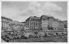AK Stadtkrankenhaus Aue Postkarte gel. 1937