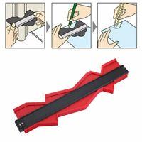 ABS Plastic Contour Copy Duplicator Circular Frame Profile Gauge Tool 20 Inch