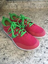 NEW BALANCE Minimus Trail WomenS Pink Running Sneakers Size 9