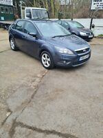 Ford focus zetec tdci  2011 direct from network rail december 2021 mot 71k