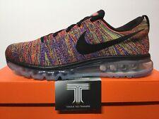 Nike Flyknit Max ~ Multicolor ~ 620469 012 ~ UK Size 10.5