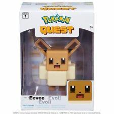 """Pokemon Quest  ~ 4"""" Vinyl Figure ~ Eevee"""