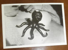 Carte postale érotique art Elmer Batters érotique de type Breast Sitting Octopus sexysweet