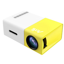 Artlii Portable HD Home Theater Support 1080p LCD Projector