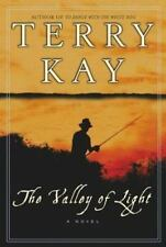 THE VALLEY OF LIGHT BY TERRY KAY   LIKE NEW WITH ORIG DUST COVER   FREE SHIPPING