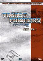 The Transformers: Season 2, Part 1: Vol. 2 (DVD 2002) RHINO