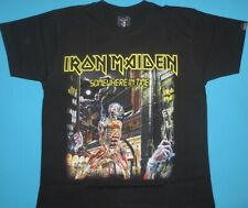 Iron Maiden - Power Slave Killers Aces High Somewhere in Time T-shirt