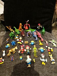 36 x Disney figures bundle Mickey Minnie Mouse Goofy Donald Duck And many others