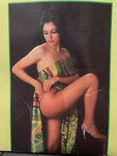 Vintage Pantyhose and Package SEXY MODEL Photo