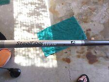 Miura Irons cb 501 steel fiber Aerotech stiff shafts