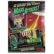 1996 Mars Attacks Widevision Super Wide Movie Topps Trading Cards -Single Packet
