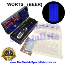 Refractometer 32% BEER Brix/Worts - Express Post - Aust Supplier + 3yr warranty