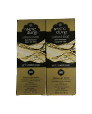 2 Mystic Divine 9N Luminous Shine Demi-Perm Hair Color Natural Light Blonde