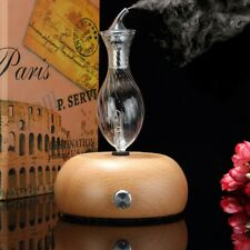 New Humidifiers Pure Essential Oils Diffuser Fragrances Aromatherapy Wood&Glass