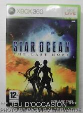 jeu STAR OCEAN THE LAST HOPE pour xbox 360 en francais game spiel combat  TBE