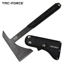 Tactical Ax | Tac-Force American Flag Military Combat Hatchet Tomahawk - Stone