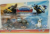 Skylanders Super Chargers Triple Pack 1 Shark Tank Shark Shooter Jet Stream NEW