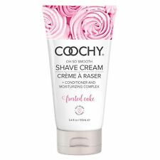 COOCHY Shave Cream - Frosted Cake - 3.4 fl oz (100 ml)