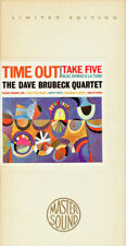 MASTERSOUND GOLD CD CK-52860: Dave Brubeck - Time Out - 1992 JAPAN Long-Box NM