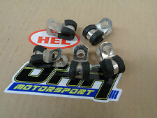 HEL Performance Motorcycle Bike Car Brake Line P Clip Fastener - 5 Pack - NEW