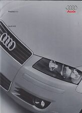 AUDI A3 8P Pressemappe Media Kit 2003 ++++++++++++++++++++++++++++++++++++++++++