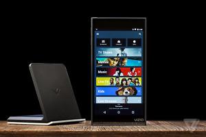 """Vizio XR6M10 Smartcast 6"""" Touch Screen Android Tablet Remote for 4K Vizio M-Seri"""