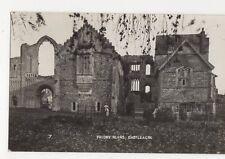 Priory Ruins Castleacre Vintage RP Postcard 301a