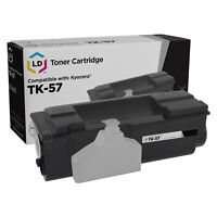 LD TK-57 Black Laser Toner Cartridge for Kyocera-Mita Printer
