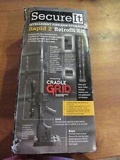 Secure It Rapid 2 Retrofit Kit Firearm Storage