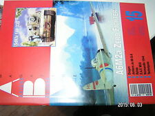 ¤¤ ABM magazine n°15 A6M2a Zero RAFALE Junkers Ju88 Sdkfz 141 33B