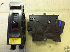 Wadsworth 1 Pole 15 Amp Large Plastic Circuit Breaker chipped