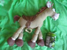 soft plush cuddly bullseye horse Toy Story FIGURE nice quality pony