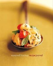 Stonewall Kitchen Wire-O Recipe Journal - VeryGood - Stott, Jim - Diary