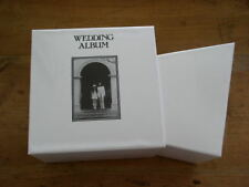 John Lennon-Yoko Ono:Wedding Empty Promo Box Mint [Japan Mini-LP no cd beatles Q