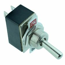 On-Off 2 Position 12mm Toggle Switch SPST 2A 250VAC