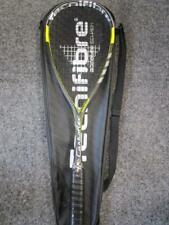 Tecnifibre Carboflex Heritage 125 Squash Racket + Headcover - DEMO RACKET