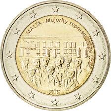 [#85025] Malte, 2 Euro Majorité représentative 2012