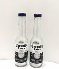 Coronita Extra, Salt & Pepper Shakers, 1 Pair 7oz. Bottles and Caps, Corona