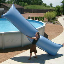 """4' 6"""" x 15' Heavy Duty Swimming Pool Air Pillow for Oval Pools"""