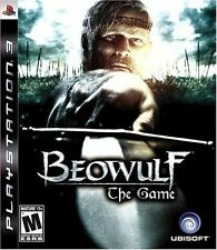 Beowulf: The Game (Sony PlayStation 3, 2007) ps3 complete